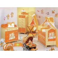 Βρεφικό Παιδικό Δωμάτιο